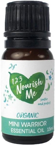 123 Nourish Me Mini Warrior Essential Oil 15g