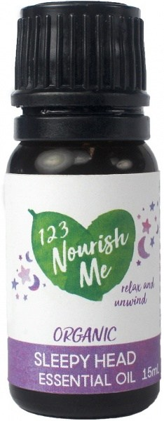123 Nourish Me Sleepy Head Essential Oil 15g