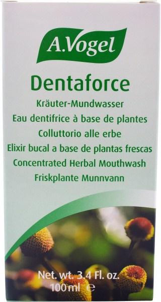 A.Vogel Dentaforce Herbal Mouthwash 100ml