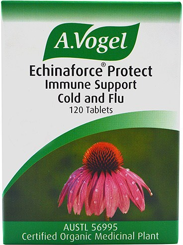 A.Vogel Echinaforce Protect Immune Support 120tabs
