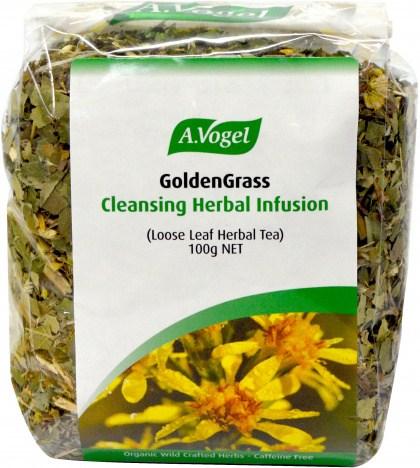 A.Vogel Golden Grass Cleansing Herbal Tea 100g