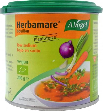 A.Vogel Herbamare Bouillon Paste Low Sodium Organic 200g