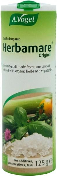A.Vogel Organic Herbamare Original Sea Salt  125g