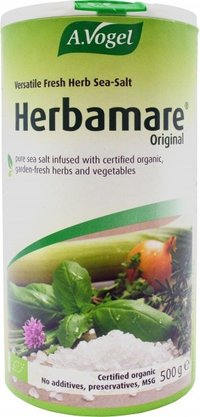 A.Vogel Organic Herbamare Original Sea Salt  500g