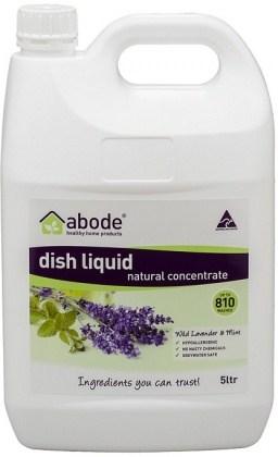Abode Dish Liquid Wild Lavender & Mint 5L