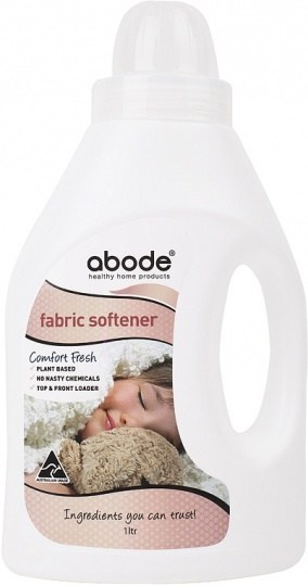 Abode Fabric Softener Comfort Fresh 1L