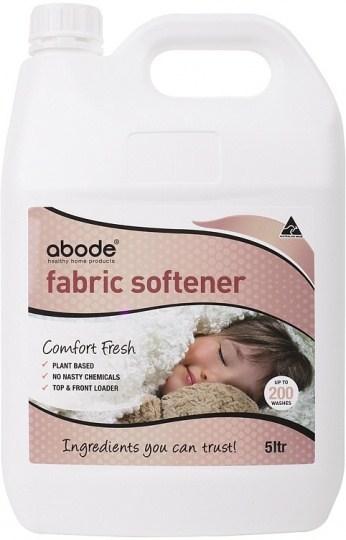 Abode Fabric Softener Comfort Fresh 5L