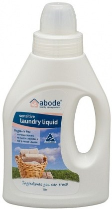 Abode Laundry Liquid ZERO Fragrance Free 1L