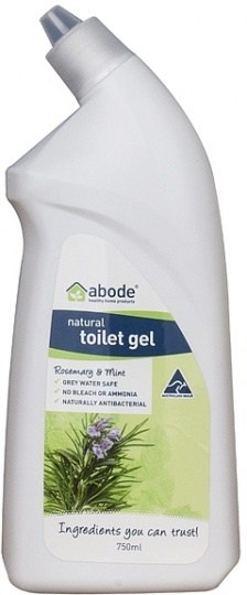 Abode Rosemary & Mint Toilet Gel 750ml