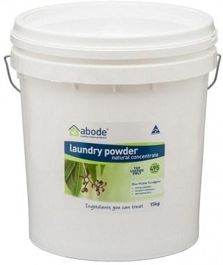 Abode Top Loader Blue Mallee Eucalyptus Laundry Powder 15Kg