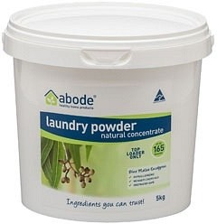 Abode Top Loader Eucalyptus Laundry Powder 5kg