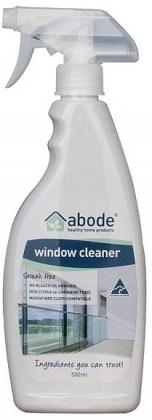 Abode Window Cleaner 500ml spray