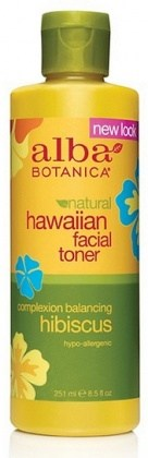 Alba Hawaiian Hibiscus Facial Toner 250ml