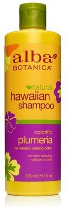 Alba Hawaiian Plumeria Replenishing Hair Wash 355ml