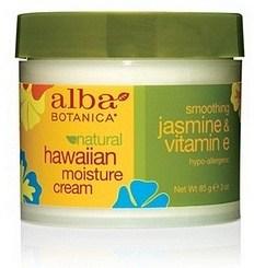 Alba Hawaiin Jasmine & Vitamin E Moisture Cream 85g