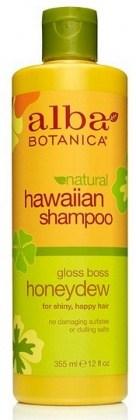 Alba Natural Hawaiian Shampoo Gloss Boss Honeydew 355ml