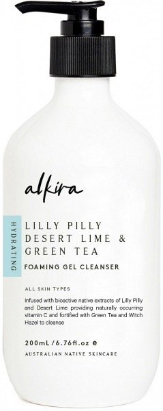 Alkira Foaming Gel Cleanser 200ml