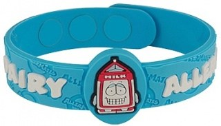 AllerMates ALERT Wristband Dairy Allergy