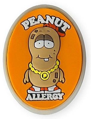 AllerMates Peanut Alert Charm