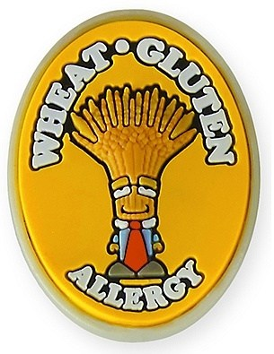 AllerMates Wheat-Gluten Free Charm
