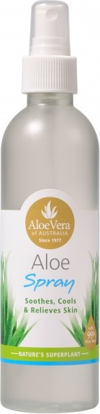 Aloe Vera Aloe Spray 125ml