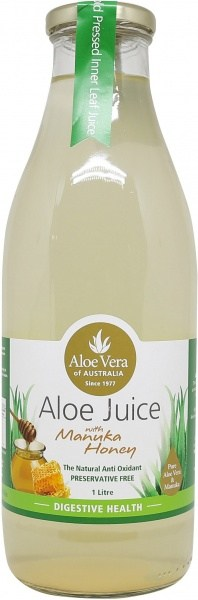 Aloe Vera Aloe Vera Juice with Manuka Honey 1L