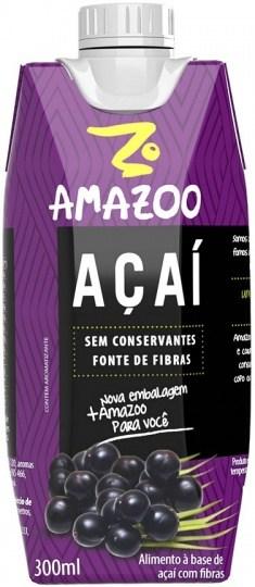 Amazoo Acai Smoothie Original 300ml