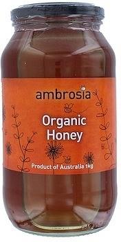 Ambrosia Organic Honey  1Kg