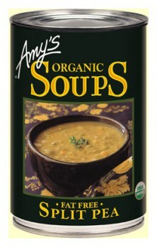 Amys Organic Canned Split Pea Soup 400gm