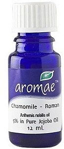 Aromae Chamomile (5% Jojoba) Essential Oil 12mL
