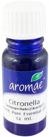 Aromae Citronella Essential Oil 12ml