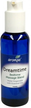 Aromae Dreamtime Blend Massage Oil 110ml