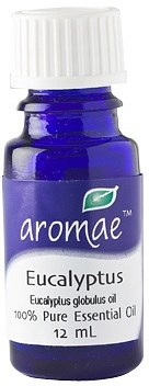 Aromae Eucalyptus Essential Oil 12mL