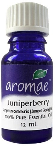 Aromae Juniperberry Essential Oil 12ml