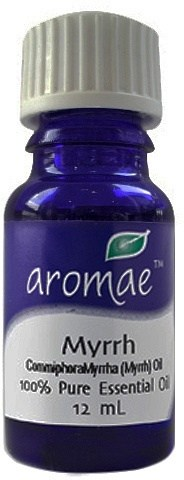 Aromae Myrrh Essential Oil 12ml