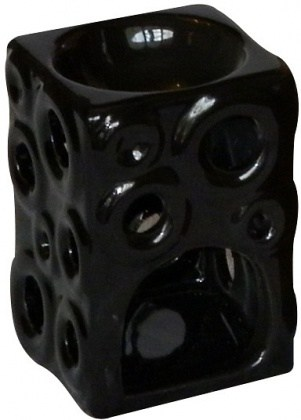Aromae Oil Burner Black