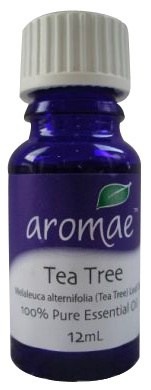Aromae Tea Tree Essential Oil 12mL