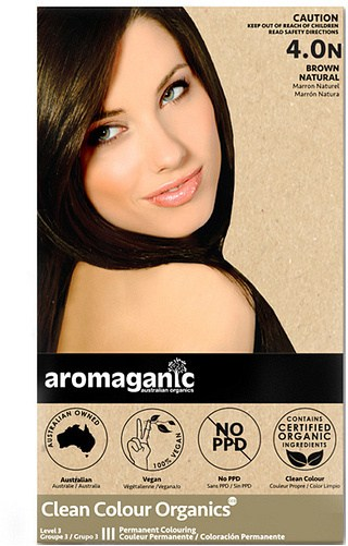 Aromaganic 4.0N Medium Brown (Natural)