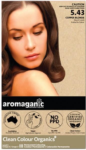 Aromaganic 5.43CG Copper Blonde