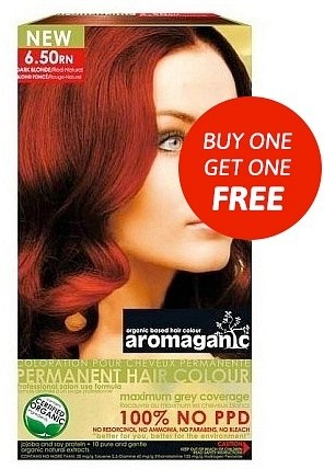 Aromaganic 6.50RN Dark Blonde (Red Natural) AH