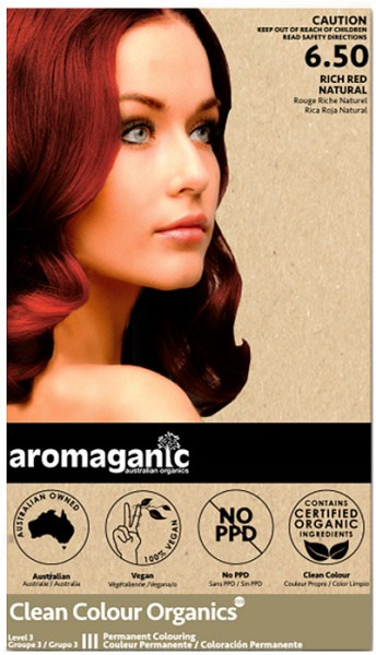Aromaganic 6.50RN Dark Blonde (Red Natural)
