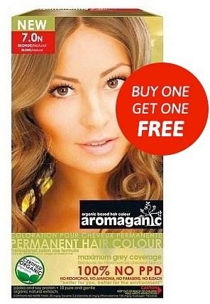 Aromaganic 7.0N  Blonde (Natural) AH