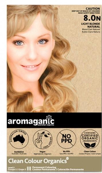 Aromaganic 8.0N  Light Blonde (Natural)