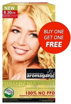 Aromaganic 8.30GN Light Blonde (Gold Natural) AH