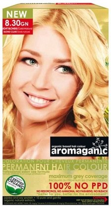 Aromaganic 8.30GN Light Blonde (Golden Natural)