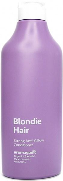 Aromaganic Blondie Hair Anti Yellow Conditioner 450ml