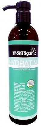 Aromaganic Hydrating Shampoo 500ml