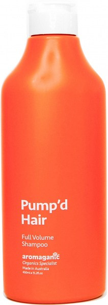 Aromaganic Pump'd Hair Full Volume Shampoo 450ml
