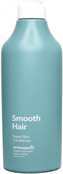 Aromaganic Smooth Hair Super Silky Conditioner 450ml