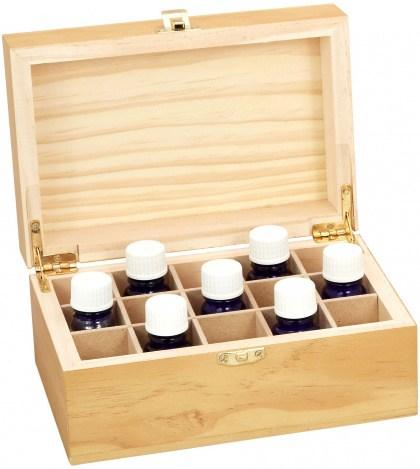 Aromamist Boutique Essential Oil Storage Box (15 Slots)